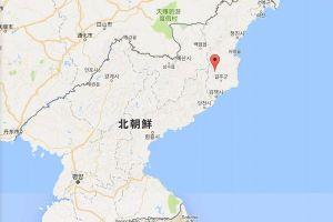 核実験か?それとも自然の地震か?北朝鮮の核実験場付近でM3.4の揺れを観測