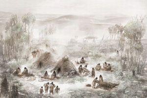 アラスカで発見された少女の遺伝解析から新たな古代人の集団が判明、北米移住に新説