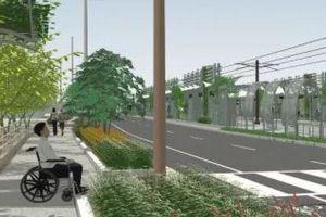 不便な立地にあった障がい者用施設、その近くに新駅が開設されることに