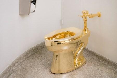 トランプ大統領、ゴッホの絵画の代わりにトイレを貸し出す提案をされる