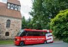 実店舗の代わりにバス?ドイツの田舎を走る移動式の銀行がすごい