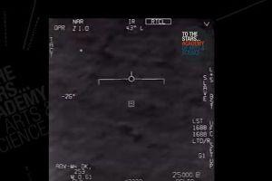 米戦闘機が実際にロックオンした未確認飛行物体、新たな動画が公開される