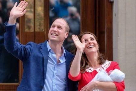 キャサリン妃が第3子となる男の子を出産、新しい王子の誕生で祝福ムード