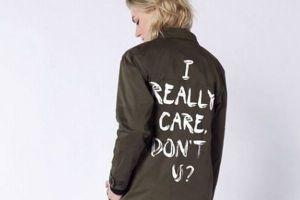 「どうでもよくない?」ジャケット、企業が似た商品を販売し移民を支援