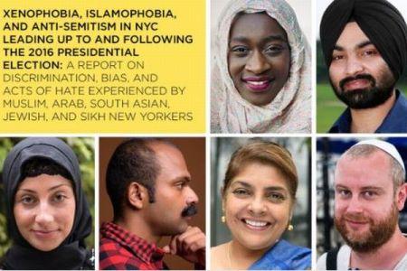 「27%のムスリムが駅のホームで押された」NY市が差別の実態を発表