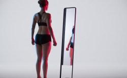 """ダイエットに効果的!過去の自分と比較できる最新の""""鏡""""がすごいと話題に"""
