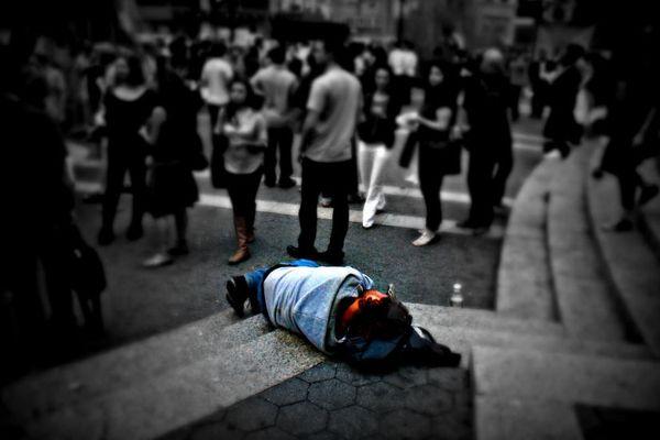 【ハンガリー】ホームレスが路上で眠ることを禁止、国連などが残酷だとして非難