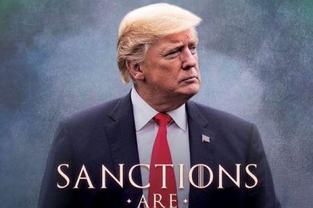 トランプ大統領が米人気ドラマ風のイメージをツイート、関係者が不快感を表明
