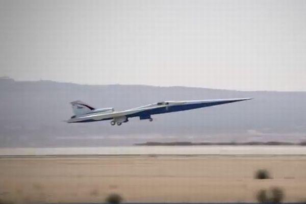ロッキード・マーティンが、衝撃音の少ない新しい超音速機の製造を開始