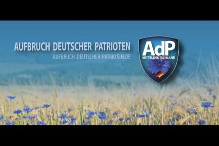 ドイツ極右議員、新党立ち上げのためナチスのロゴを採用し物議に