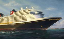 ディズニー・クルーズラインに新たな客船が登場!2021年から3隻が就航予定