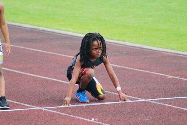 未来のウサイン・ボルトか?100m走の全米記録を更新した7歳の少年が速すぎる!