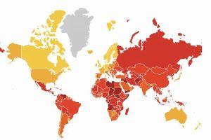 NGO国際透明性機構が世界の腐敗国家ランキングを発表、日本は何位?