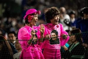 MLB関連公式サイトがツイート!林家ペーパー夫妻を「日本の完璧な…」