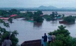 熱帯サイクロンに襲われたアフリカ南部、ネットに投稿された被害の状況
