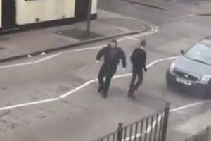 NZのテロ事件直後にも、ロンドンでイスラム教徒を標的にした傷害事件が発生