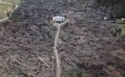 まさに奇跡!竜巻の進路上にあった家、損なわれていない状態で発見