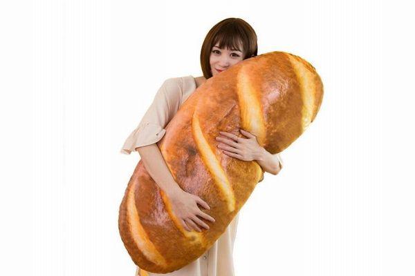 パン好きにはたまらない!ネットで販売されているパンの枕が面白い