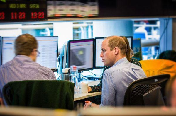 ウィリアム王子が007に?3週間に渡り英情報機関「MI6」などで働く