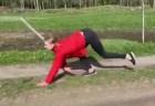馬と同じように走れるノルウェーの女性が見事【動画】