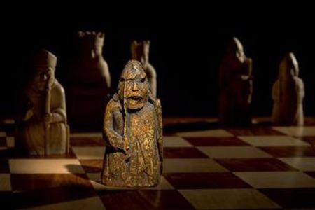 800円で購入したものが7000万円以上に!中世の貴重なチェスの駒がオークションへ