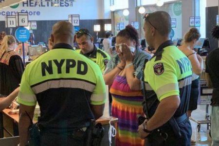 万引き犯を逮捕する代わりに…NYの警官がとった行動に称賛の声