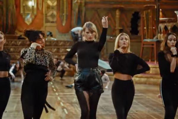 映画『キャッツ』の撮影舞台裏を公開、テイラー・Sがダンスシーンを披露