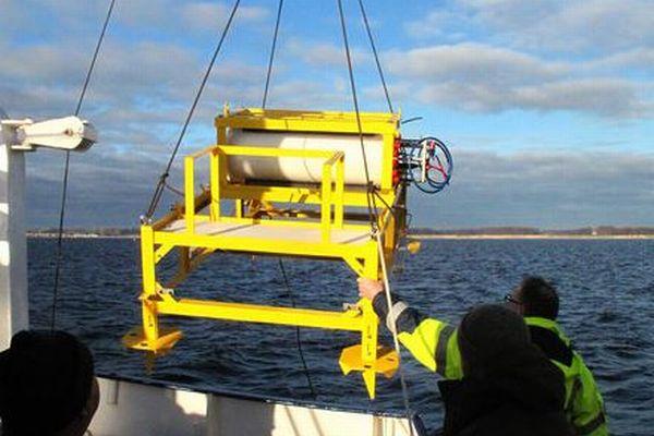 最先端の海底観測装置が消えた!ドイツの海で起きたミステリー