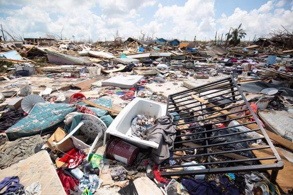 バハマを襲ったハリケーン「ドリアン」、あの大物俳優も被災していた