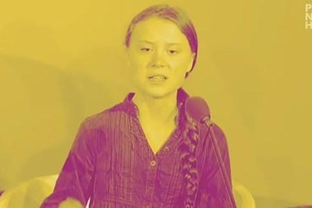 グレタ・トゥーンベリさんの国連演説がデスメタルの曲になる、本人も承認