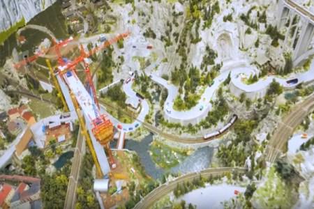 ギネス記録を更新した世界最大の鉄道ジオラマは、凄さのレベルが違う