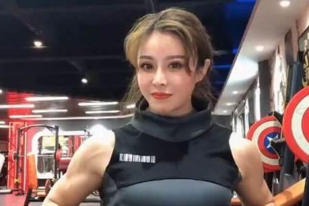 キュートな顔立ちに逞しい筋肉、中国の美しすぎる女医が話題に