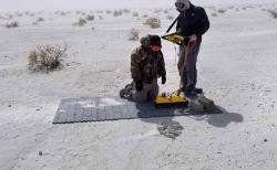 今まで見えなかった人や動物の足跡の化石を画期的な方法で発見:コーネル大学