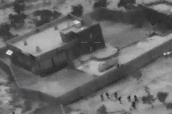 バグダディ急襲作戦では実際何が起きたのか?米国防総省の動画を全て公開