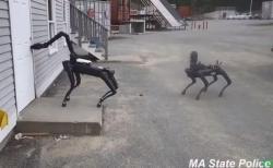 米州警察がすでにボストン・ダイナミクスのロボットを導入、事件の捜査にも関与