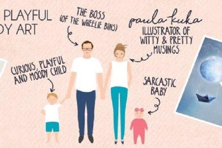 子育て中の女性イラストレーターの投稿が、育児の核心を突くとして共感を呼ぶ