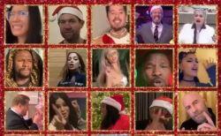 A・グランデやK・カーダシアンまで、「恋人たちのクリスマス」のMVに大勢のスターらが参加