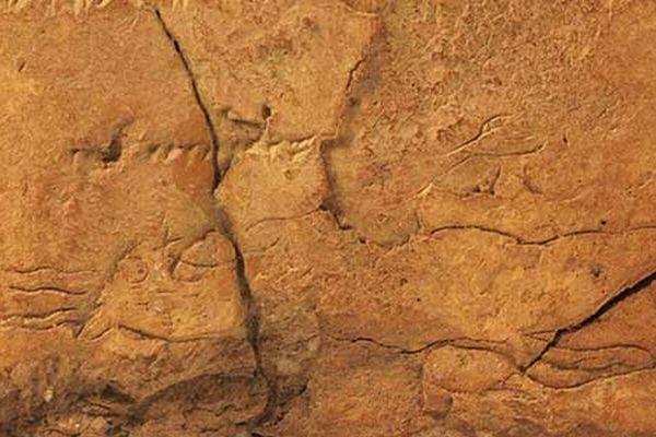 2700年前の悪魔の絵、粘土板に描かれているのを発見:コペンハーゲン大学
