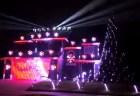 照明デザイナーが自宅に作った、クリスマス用のディスプレーがスゴイ