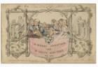 史上初めて販売されたクリスマスカードが、英国の博物館で公開