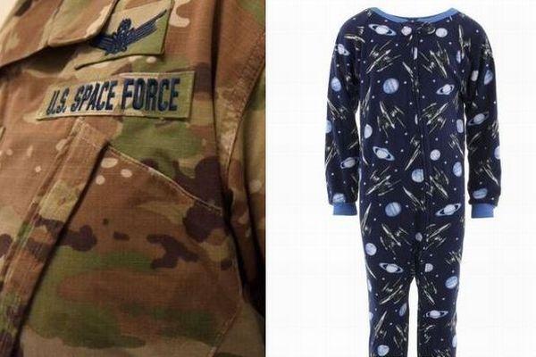 「宇宙なのに迷彩服?」発表された米宇宙軍の制服、ネットでの反応とは?