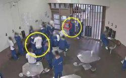 米で受刑者が自ら新型コロナに感染しようとしていた!刑務所が映像を公開
