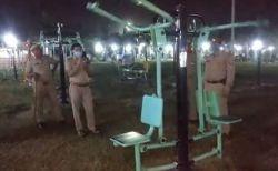 幽霊の仕業?勝手に動く遊具の動画を、インドの警察が投稿して話題に