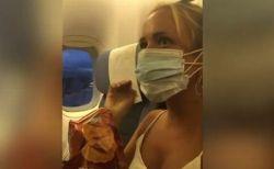 ロシア人女性が思いついた、マスクをしながら食べる方法とは?