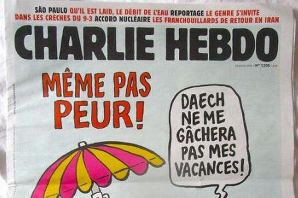 風刺画を再掲載した「シャルリエブド」に対し、アルカイダが警告