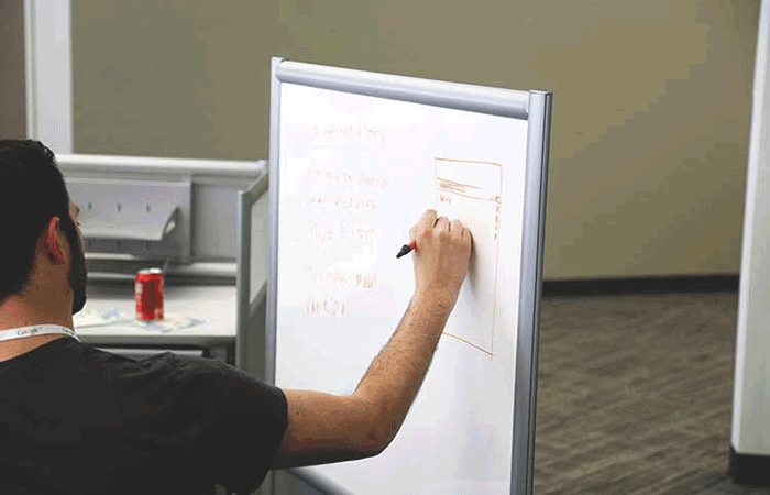 Beating a content marketer nightmare whiteboard