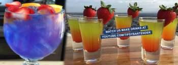 🍸 Tipsy Bartender | Drinks