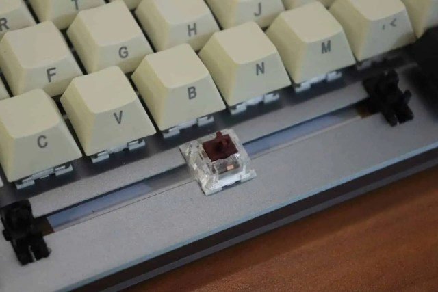 Kailh Speed Copper installed into Drop CTRL keyboard