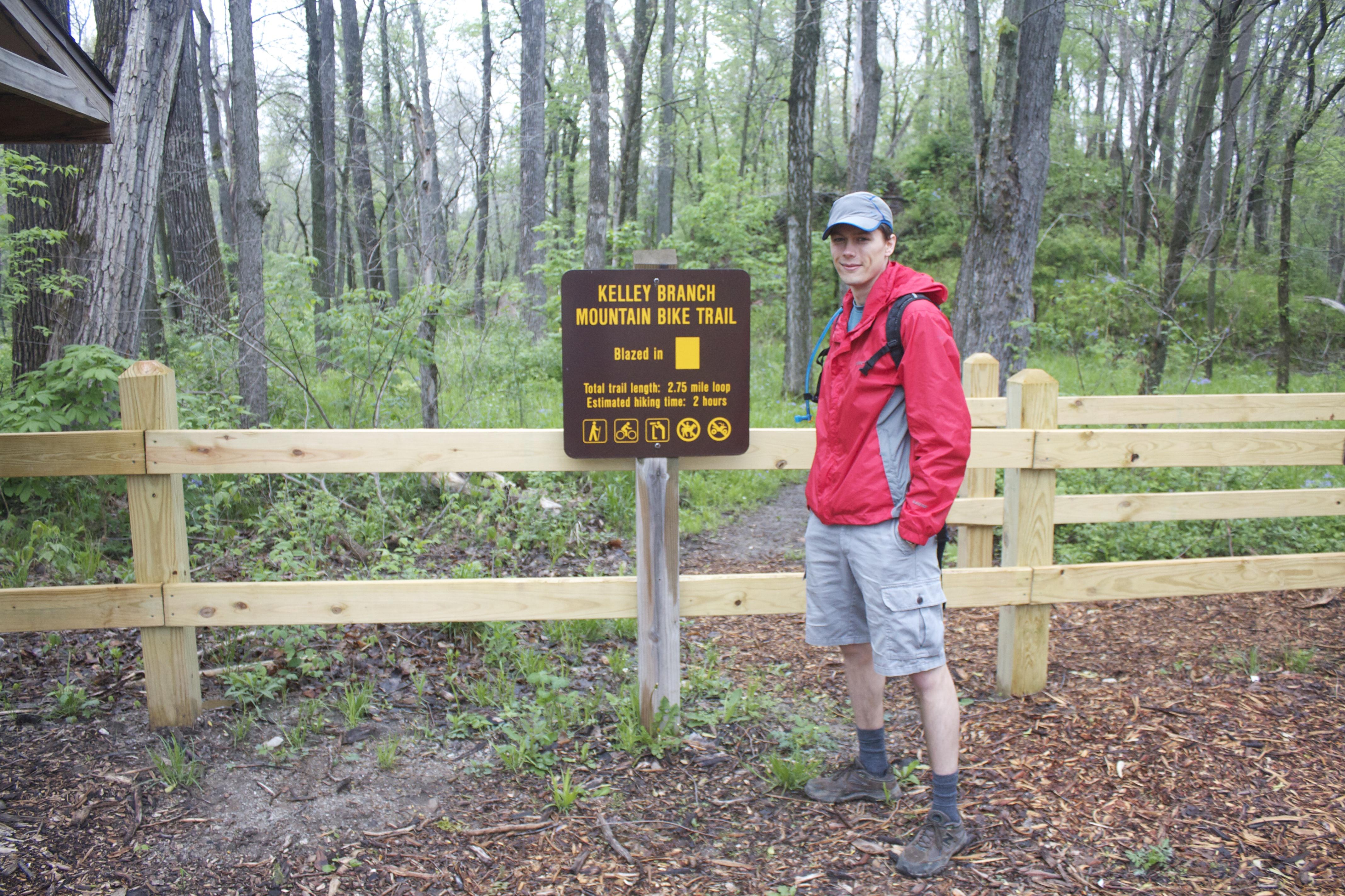 SHOW-ME ADVENTURE: Finger Lakes State Park