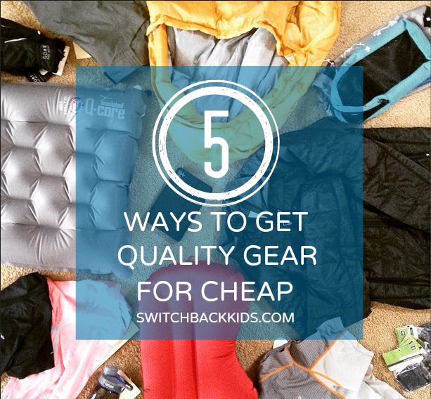 Quality Cheap Gear